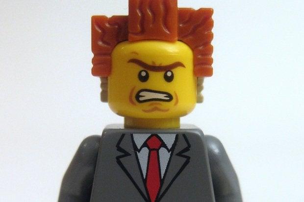 BlackBerry, Lego