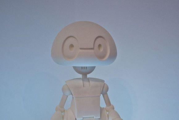 meet jimmy intel robot