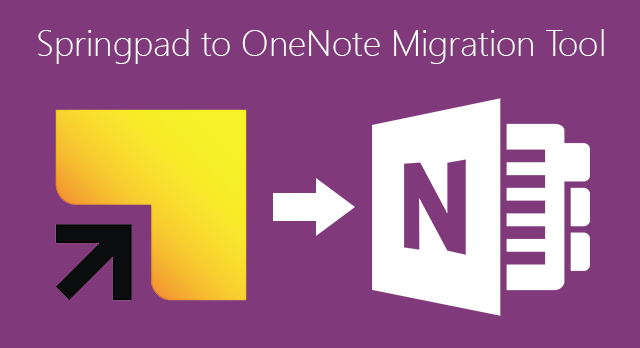 Microsoft releases OneNote Clipper for Chrome, Springpad-to