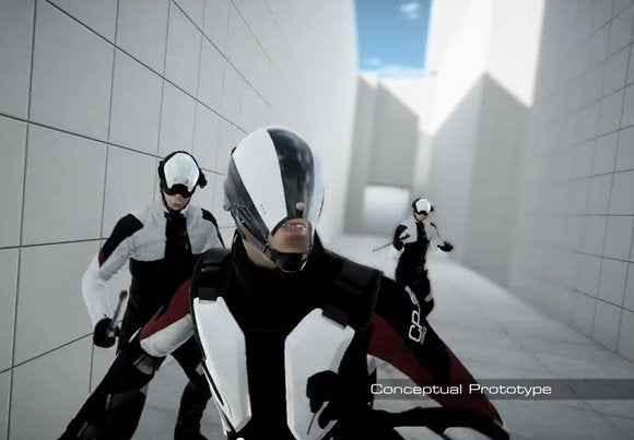 mirrors edge 2 prototype