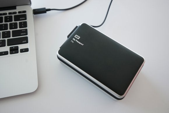 Western Digital My Passport Pro review: A hefty portable RAID | Macworld