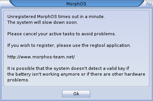 morphos register window