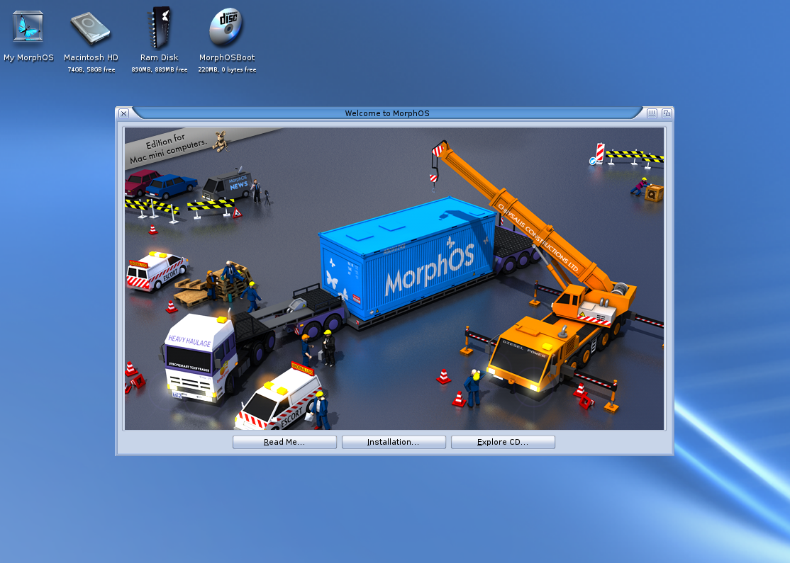 How to install MorphOS on a PowerPC Mac | Macworld