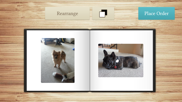 Mosaic Gives You A Page By View For To Edit As Build Your Book