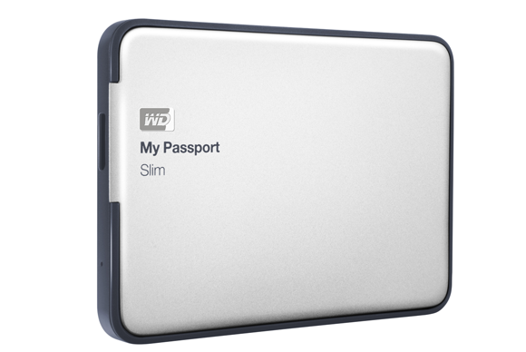 WD My Passport Slim