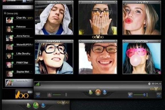 oovoo screenshot