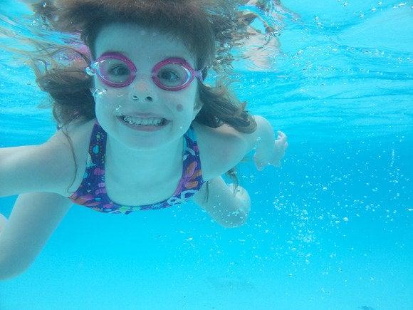 optrix underwater