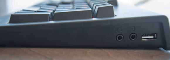 Origin Red BlackWidow Ultimate keyboard