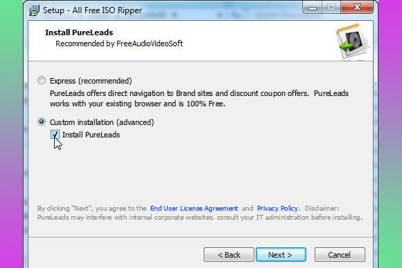 All Free ISO Ripper - Advanced isn't advanced