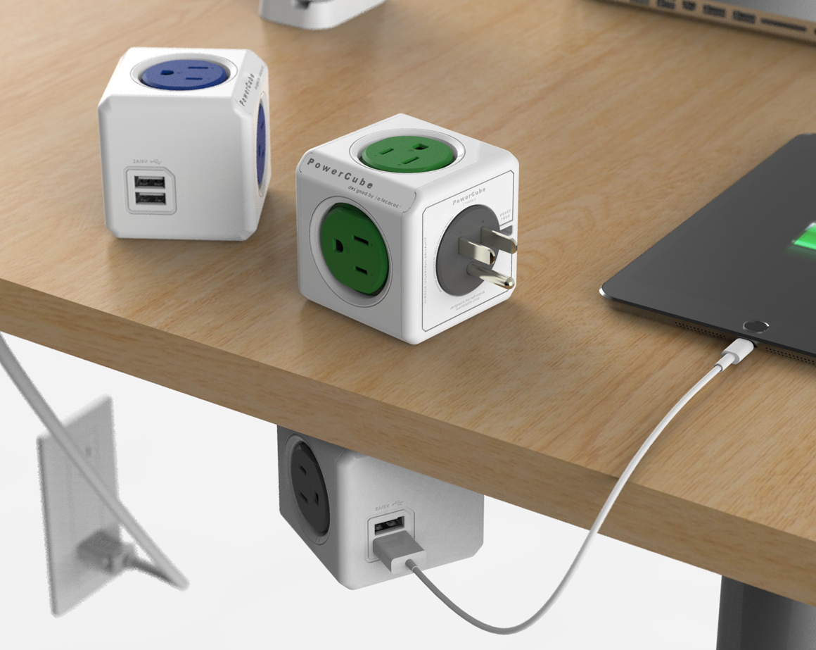 Powercube Extended Usb Review Quirky And Efficient Pcworld