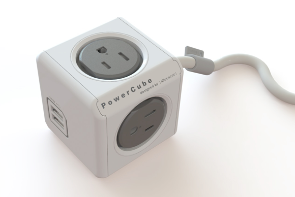 Powercube Extended Usb Review Quirky And Efficient