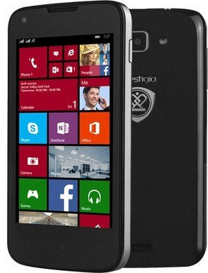 prestigio windows phone