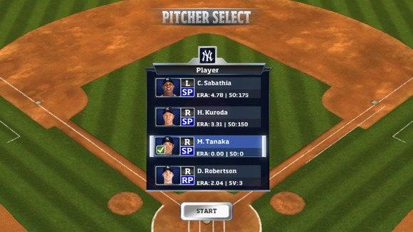 rbi baseball tanaka