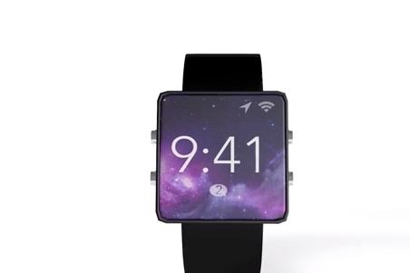 Apple iWatch parody video