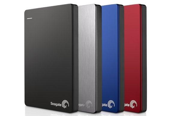 Seagate Slim Plus Portable