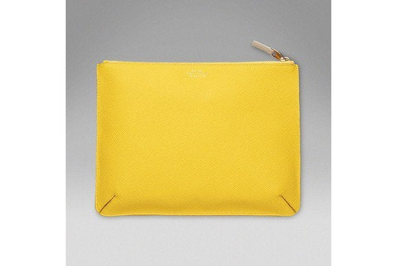 smythson largepouch ipad