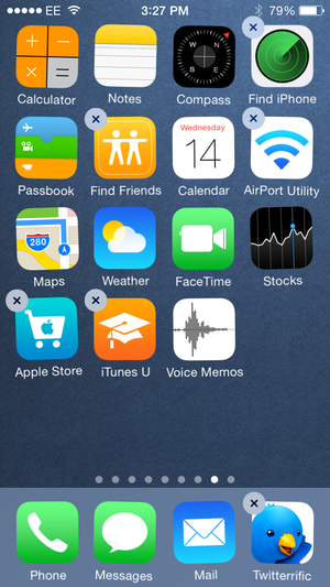 how to uninstall an app on iphone 4 ways to delete ios apps on your iphone or macworld 5289