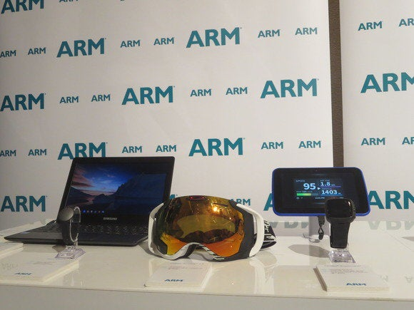 ARM developing processors to make wearables 'invisible'
