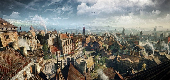 the witcher 3 novigrad