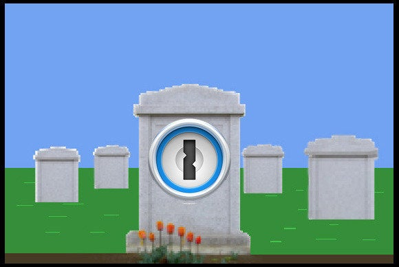 this is how password dies