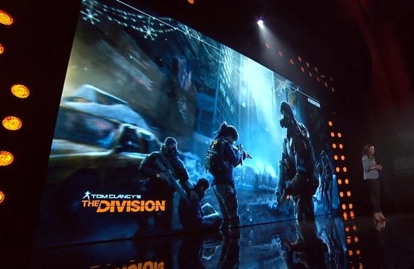 ubsoft e3 the division