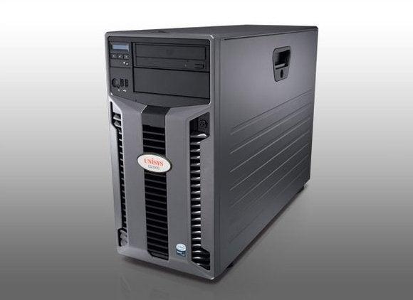 unisys server