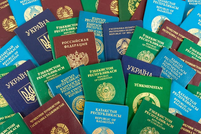 visa passports travel h-1b