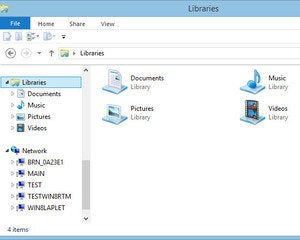 windows 8 top10 questions where are my libraries
