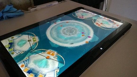 Intel game tabletop
