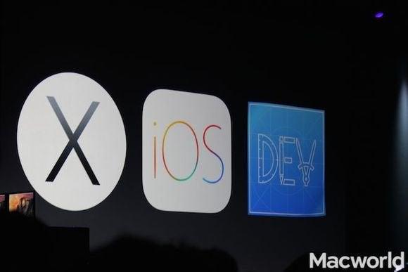 Slideshow: Apple WWDC 2014 keynote highlights   Macworld