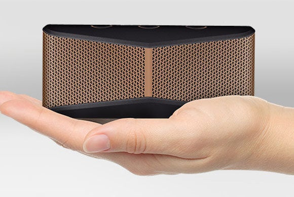x300 mobile wireless stereo speaker