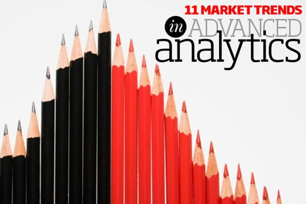 11 Market Trends in Advanced Analytics