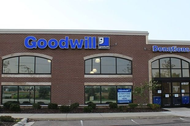 goodwill industries thrift shop canton michigan
