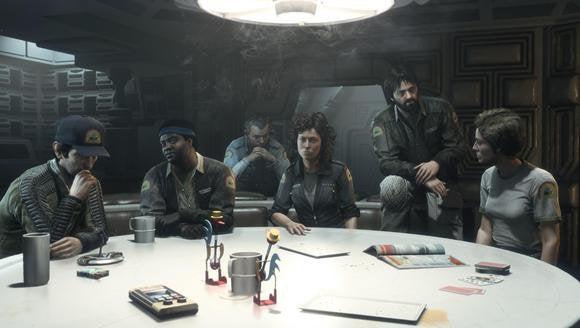 Alien Isolation DLC