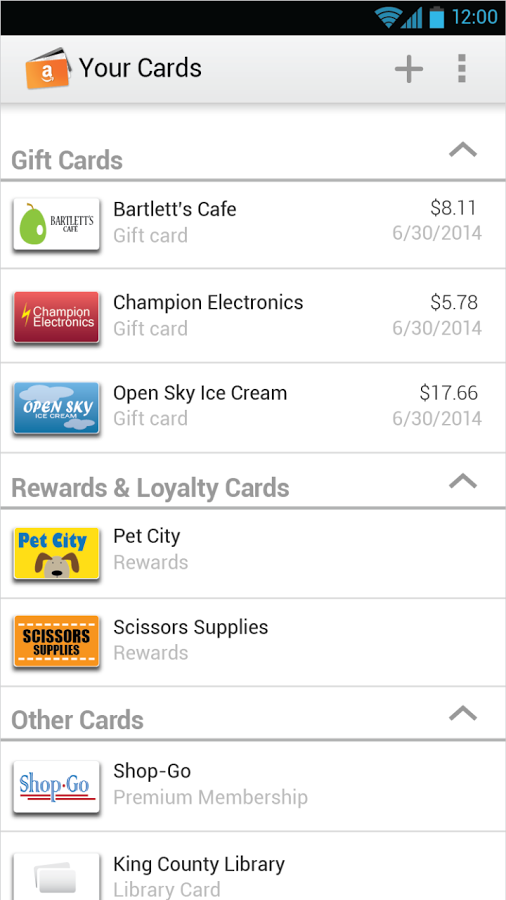 Amazon rolls out Amazon Wallet, a gift card-gobbling mobile wallet ...