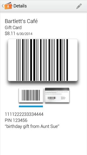 amazon wallet 第2张