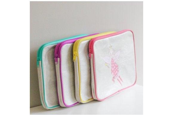 appleandmint pinkfairy ipad