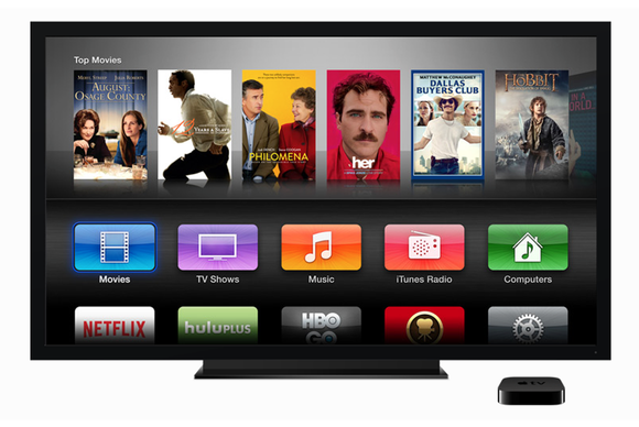 appletv home