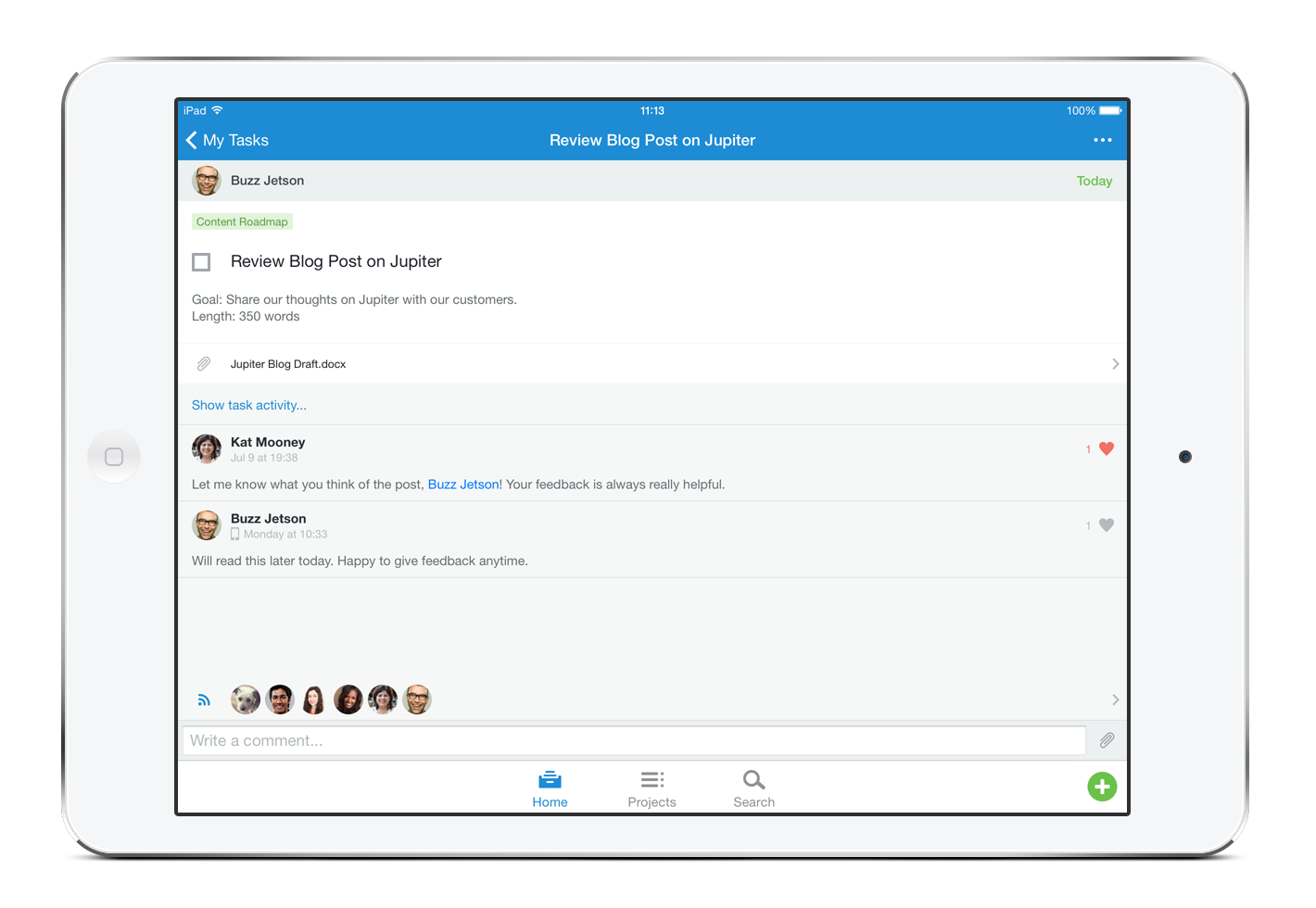Asana launches new iOS app | PCWorld