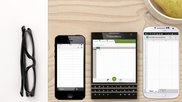 blackberry passport square