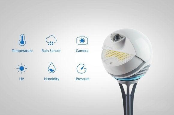 bloomsky sensors