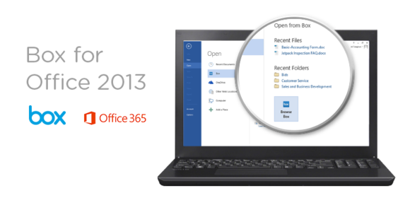 box office 365 cloud storage