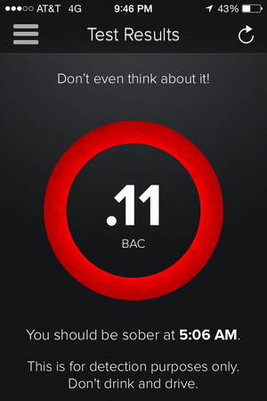 breathometer 11 bac