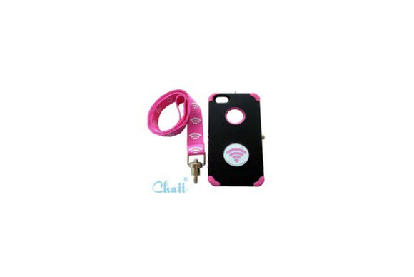 chatt neckcase iphone