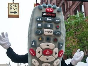comcast remote mascot
