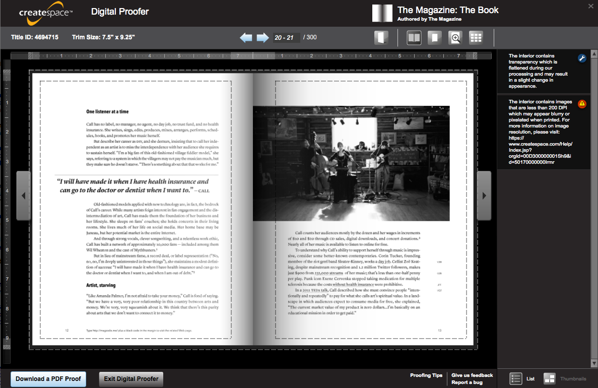 how to use print on demand book services macworld