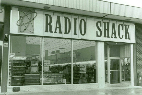 Radio Shack 1961 Braintree MA