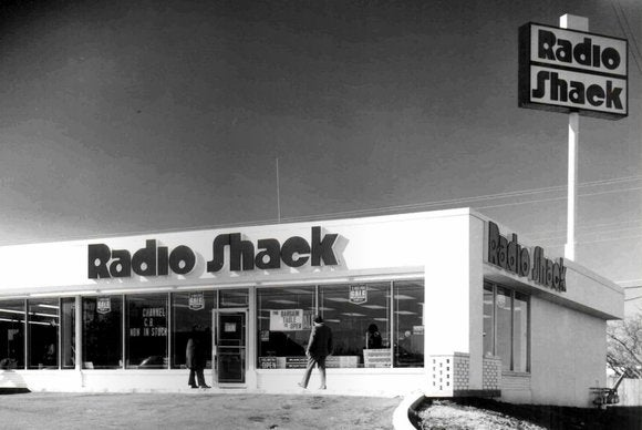 Radio Shack 1970s