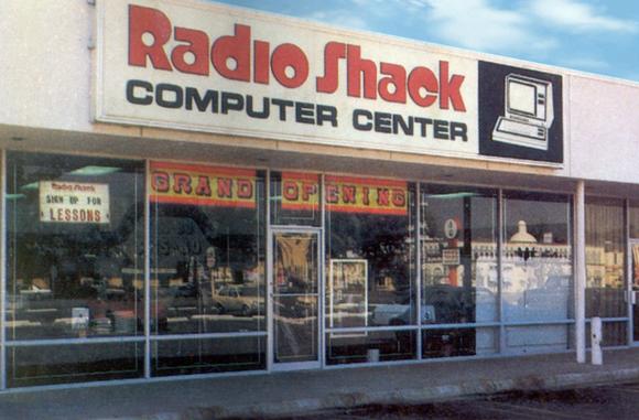 Radio Shack 1980s