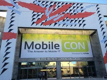 CTIA MobileCon 2013 entrance